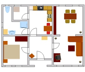 Holiday Apartment Osterbyholz