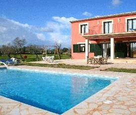 holiday villa Santa Margalida