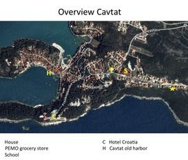Ferienhaus Cavtat-Dubrovnik