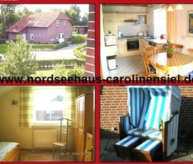 Ferienhaus Wittmund-Carolinensiel