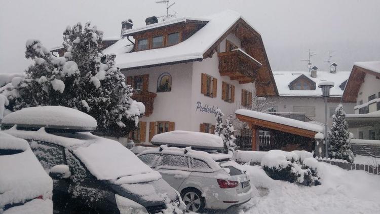 Winter am Pichlerhof