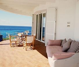 holiday villa Sant Lluís-Punta Prima
