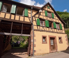 Holiday Home Oberbronn