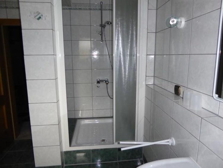 Bad-Dusche Ferienwohnung Edelweiss