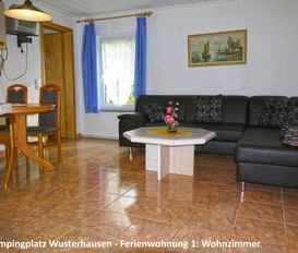Holiday Apartment Wusterhausen