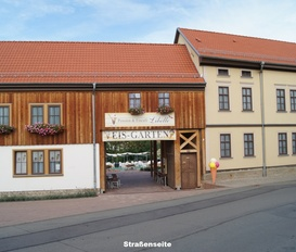 Gästezimmer Elxleben / Ilmkreis
