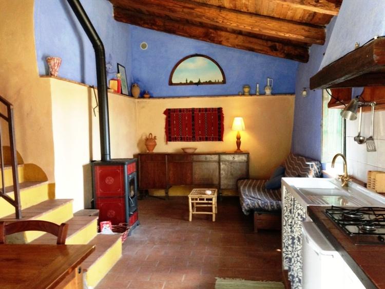 Casa Ciliegi - kitchen