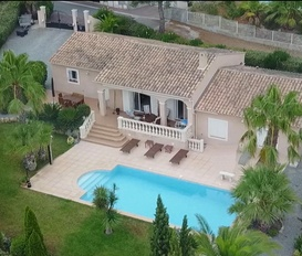 holiday villa St Raphael
