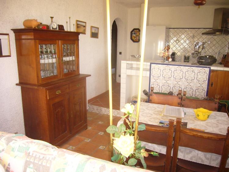 Essbereich und Küche UG