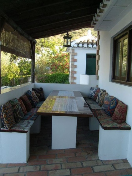 Barbecue/Alfresco Dining Area Overlooking The Pool With Panoramic Views