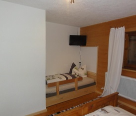 Holiday Apartment Steinberg am Rofan