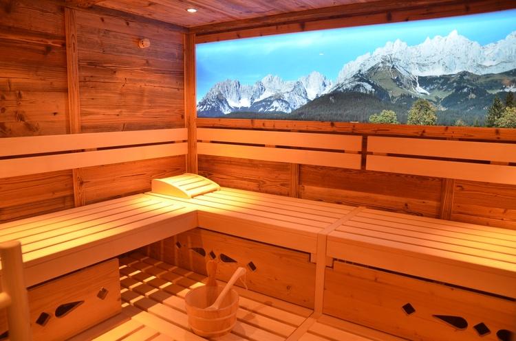 Almsauna - Well beiing vacation in tyrol