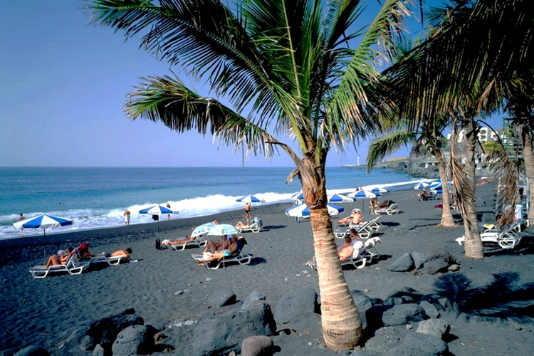 beach Purto Naos