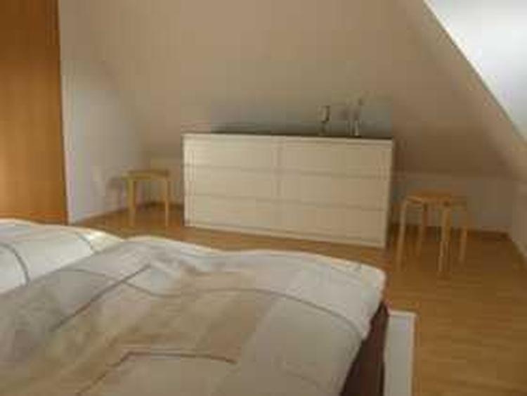 Schlafzimmer Teilansicht