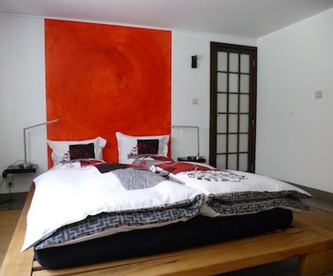 """The """"Zen"""" duplex room"""