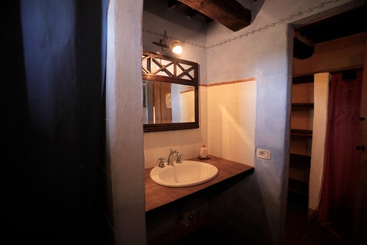 Casa della Nonna - bathroom