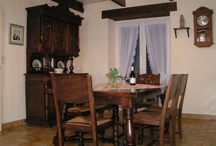 Ferienhaus Bretagne Essecke