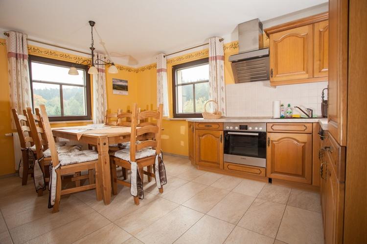 Küche/Speisezimmer