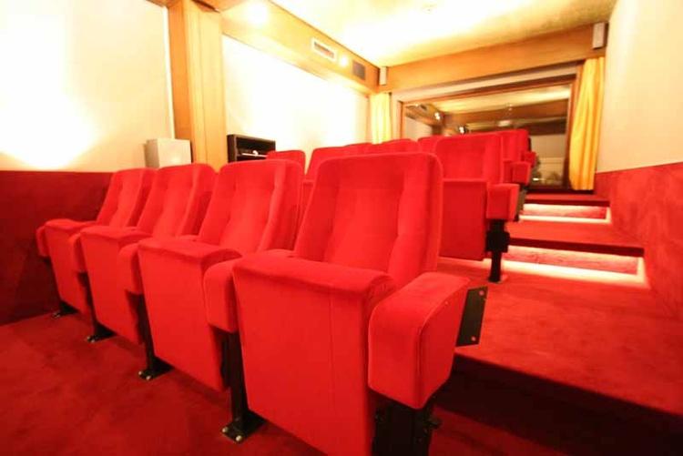 Gruppenhaus Ötztal - Kino
