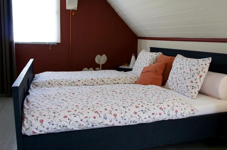 Das tulpen Schlafzimmer