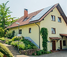 Holiday Apartment Ettenheim