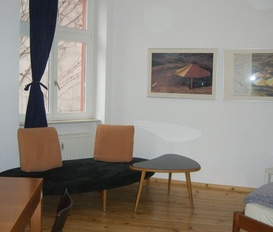 Holiday Apartment Pappelallee 77