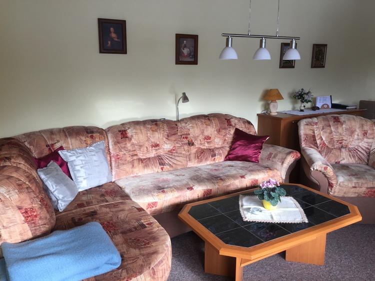 Der Wohnraum,ideal zum Ausruhen und Entspannen